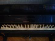 Продам черное пианино Украина в Киеве