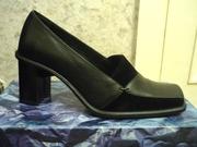 Кожаные женские туфельки 37-39 размеры