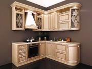 Кухня классическая в цвете Анегри патина
