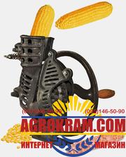 Ручная молотилка початков кукурузы
