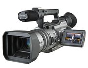 Продаю профессиональную камеру sony DCR-VX2100