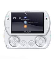Приставка Sony PSP-N1008 white