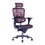 Уникальное кресло  ERGOHUMAN  Медь(Copper )