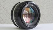 ПРОДАМ СВЕРХСВЕТОСИЛЫНЫЙ ОБЪЕКТИВ Nikon NIKKOR 50mm f 1.4 AIS №3982935. на Nikon.СУПЕР !!!