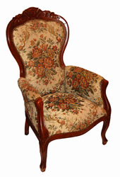 кресло в викторианском стиле купить