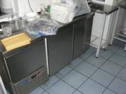Двухдверный холодильный стол б.у. MBM (Италия) для кафе.