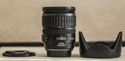Продам объектив - CANON EF 28-135 mm f/3.5-5.6 IS USM   Бленда