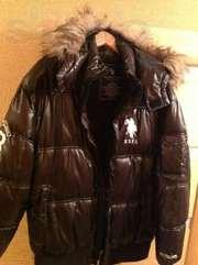 Куртка утепленная US Polo assn