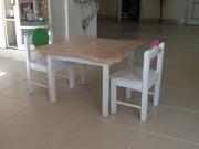 Продам детский столик со стульями б/у