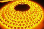 Светодиодная (LED) лента 60SMD(3528) 12V 5м. Красный цвет