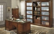 Офисная мебель кабинет классика для руководителя NATALIE Италия.