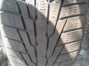 Продам зимние шины б/у 225/45/ R17