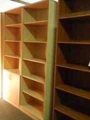 шкаф для документов бук открытый
