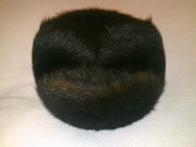 шапка норковая обманка 56 размер