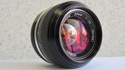 ПРОДАМ СВЕРХСВЕТОСИЛЫНЫЙ ОБЪЕКТИВ Nikon NIKKOR 50mm f 1.4  AI на Nikon -MADE IN JAPAN.№2853551.ЛЮКС !!!