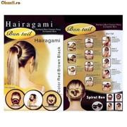 Заколки для волос Hairagami Bun Tail