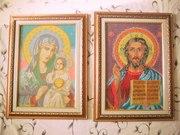 иконы пресвятая и исус