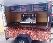 Готовый бизнес - мобильная прицеп кофейня!