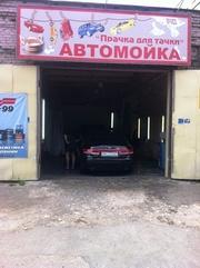 Продам действующую автомойку на 3 поста,  г.Киев