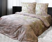 Качественное постельное белье,  Комплект Евро Магнолия