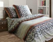 Купить комплект постельного белья,  Евро Шахерезада