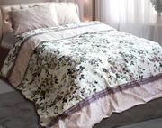 Недорогое постельное белье,  Комплект Евро Амелия