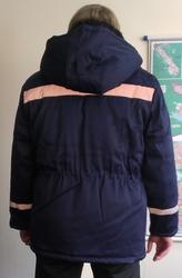 Куртка утепленная МЧС