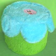 Пуф детский мягкий (круглый)