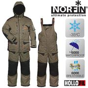 Зимний костюм NORFIN DISCOVERY (-35°) + два комплекта термобелья Norfi