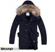 Пальто мужское зимнее Moncler