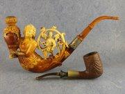 Восстановление изделий,  статуэток,  сувениров из слоновой кости,  перлам