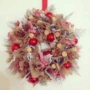 Рождественские венки: сказка в каждый дом!