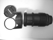 Продам объектив б/у Tamron 28-200mm f/ 3.8-5.6 171D для Nikon +фильтр