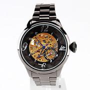 Часы-скелетоны услышь биение сердца часов