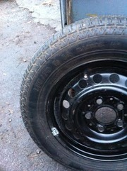 Продам резину на диске новая uniroyal 175/70 R14 1-шт.