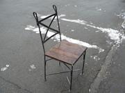 Продам стулья б/у кованные для ресторана,  кафе,  общепита