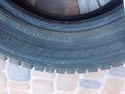 Шины зима бу в отличном состоянии Dunlop R17