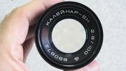 ПРОДАМ ОБЪЕКТИВ МС Калейнар-5Н 2, 8/100 №880672  на  Nikon.НОВЫЙ !!!