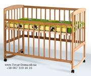 Кроватки детские для новорожденных