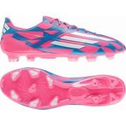 Футбольные бутсы Adidas F50 AdiZero TRX FG LEA и SYN