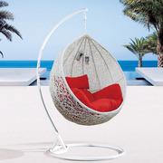 Удобное подвесное кресло-кокон Гарди