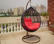 Садовая качель. Кресло-кокон Гарди.