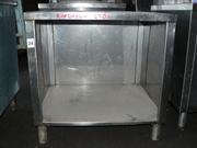 Продам стол технический из нержавеющей стали б/у в ресторан,  кафе