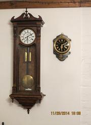Ремонт настенных,  напольных,  каминных часов