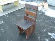 Продам античные стулья б/у из дерева в ресторан,  кафе,  паб,  бар,  общеп