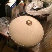 Потолочный светильник Reccagni Angelo ИТАЛИЯ - средний размер