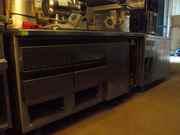 Продать холодильный стол бу