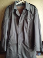 Плащ-пальто с подстежкой