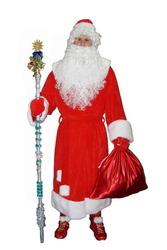 Прокат костюмов Деда Мороза,  Снегурочки и Санта Клауса