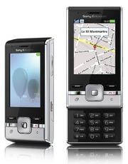 Новый Sony Ericsson T715